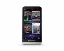 Z30 Front 220x175 BlackBerry launches Z30 smartphone with 5 inch display, 1.7GHz processor
