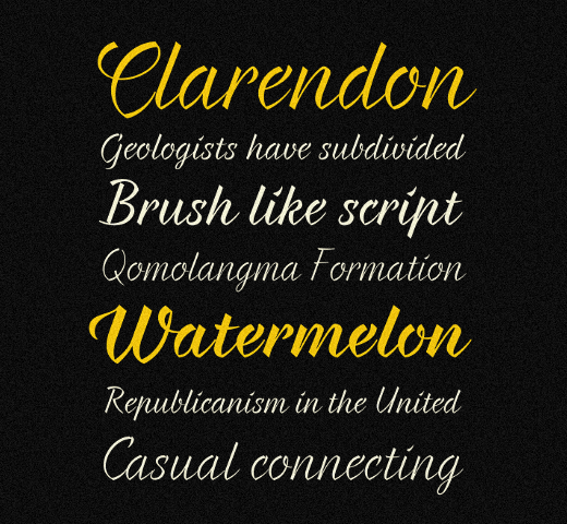 braxton 20 of the most beautiful typefaces released last month