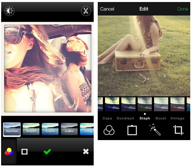 eyeem beforeafter Before and after: The best iOS 7 app redesigns