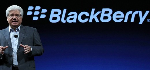 BlackBerry CEO Addresses Company's DevCon Gathering