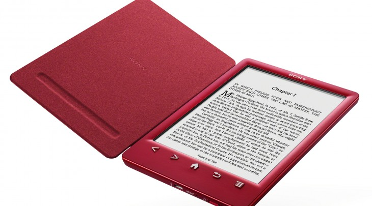 Kindle Vs Sony Reader: Sony Launches Reader PRS-T3 With Colorful Snap Covers
