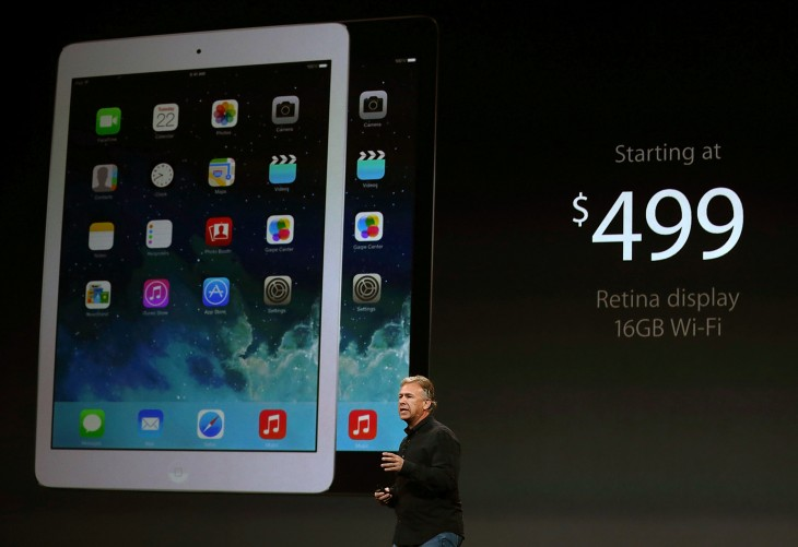 185575732 730x501 Roundup: The first hands on reviews are full of praise for Apples iPad Air