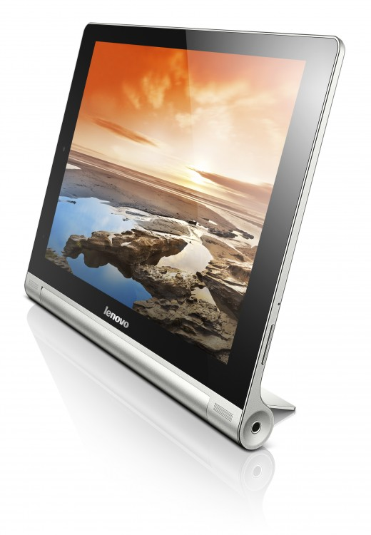 52 520x750 Lenovos Yoga Tablet is an Android powered multimode device with an apparent 18 hour battery life
