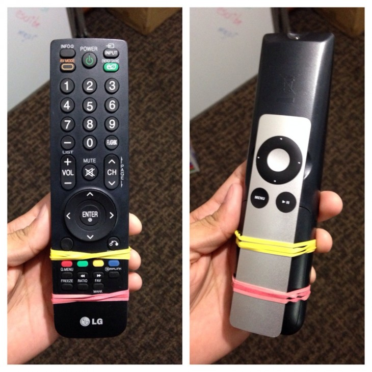 74sX794 730x730 Always losing your Apple TV remote? Check out this effective (but ugly) solution