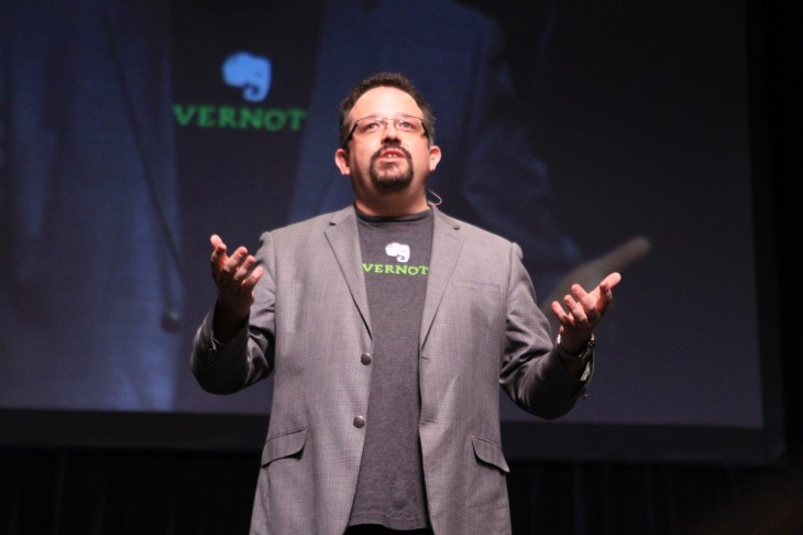 IMG 1566 730x486 Evernote CEO Phil Libin: Dont bother making friends with people you cant start a company with