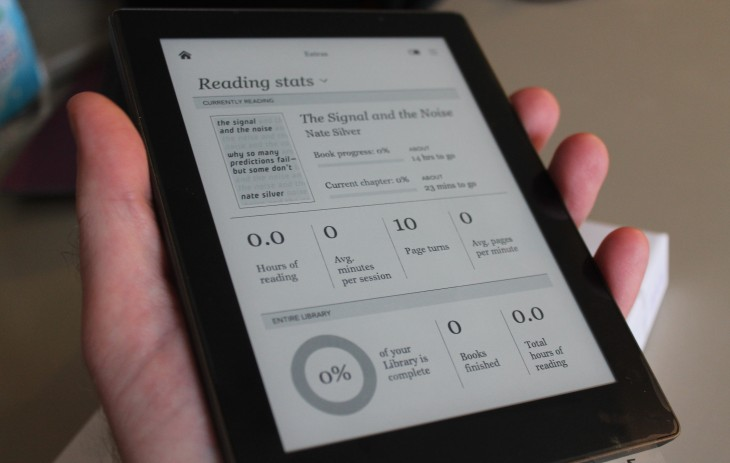 IMG 1963 730x463 Kobo Aura: A compact e reader that packs a punch [Review]