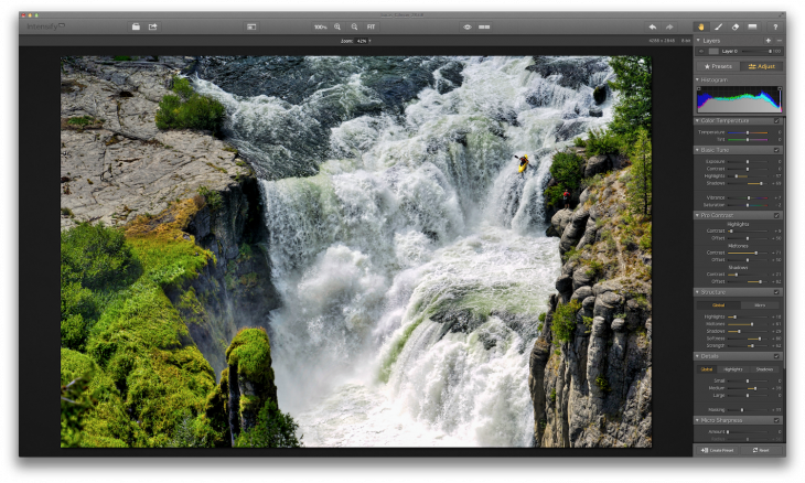Intensify Kayaker 730x438 Hands on with MacPhun's Intensify: Enhance your photos with stunning presets from the pros