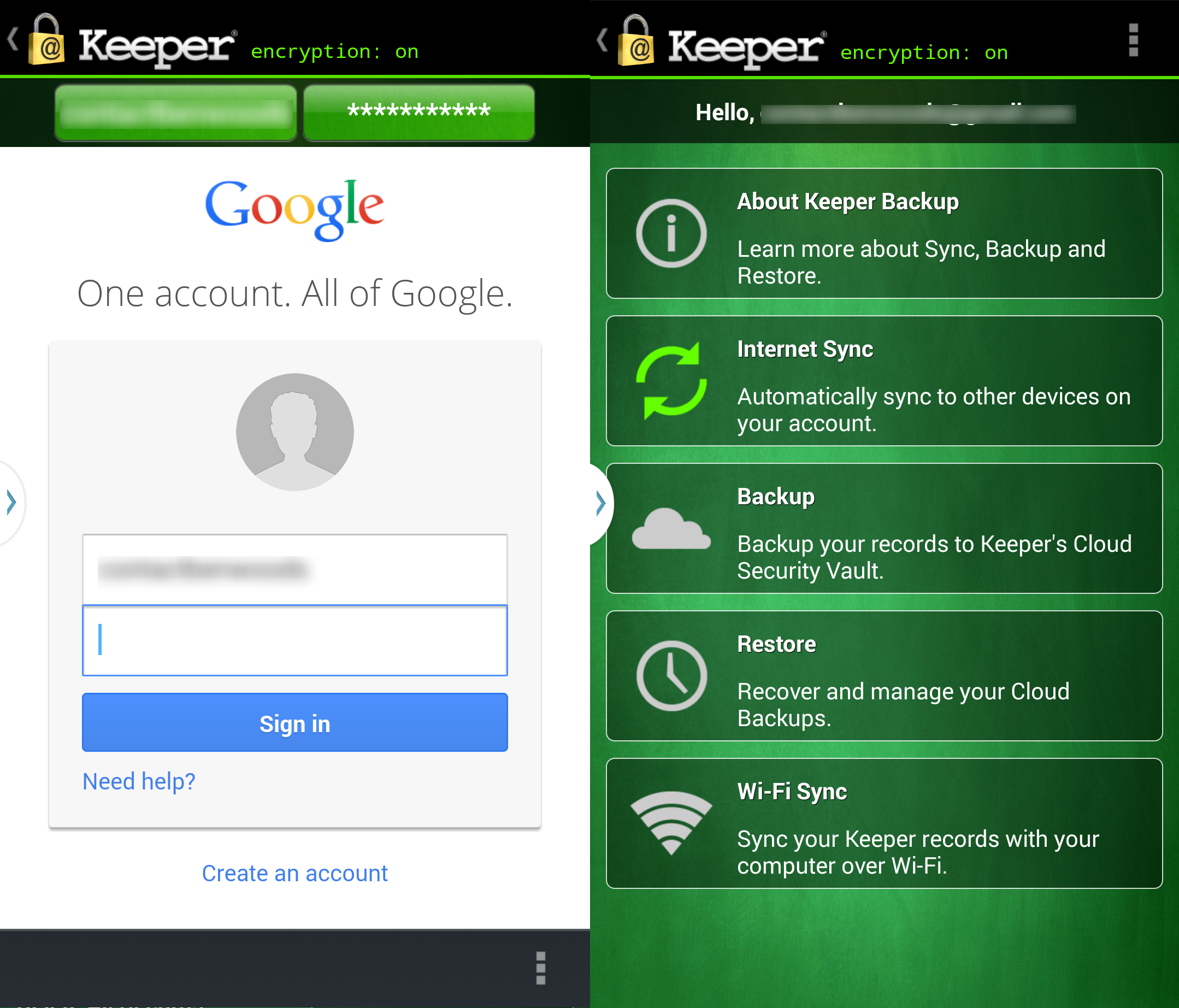Keeper Android 10 of the best multi platform password managers for iOS, Android and the desktop