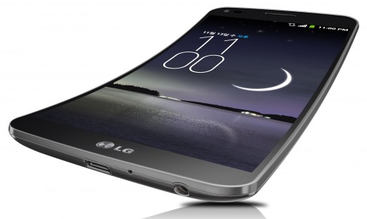 LG GFlex 2 520x310 LGs G Flex is official: A 6 inch curved screen smartphone with a 13 megapixel camera