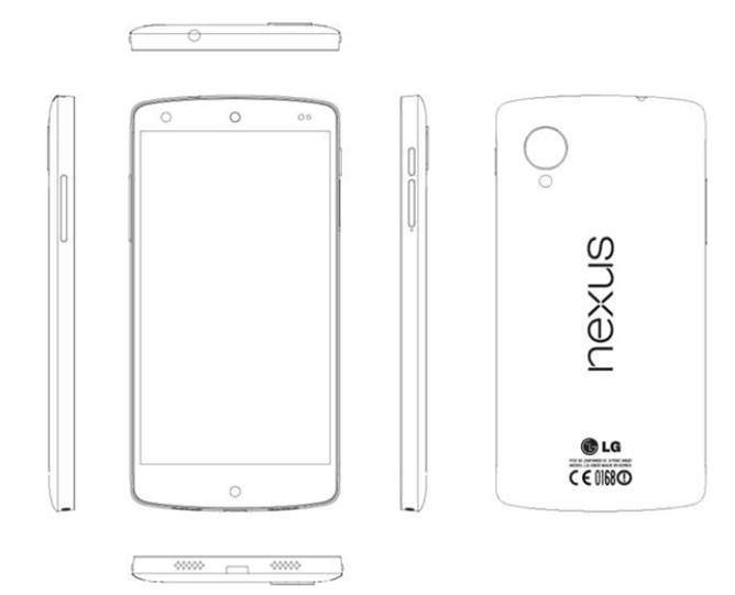 LG Nexus Leaked LG manual seems to reveal details of the next Nexus smartphone