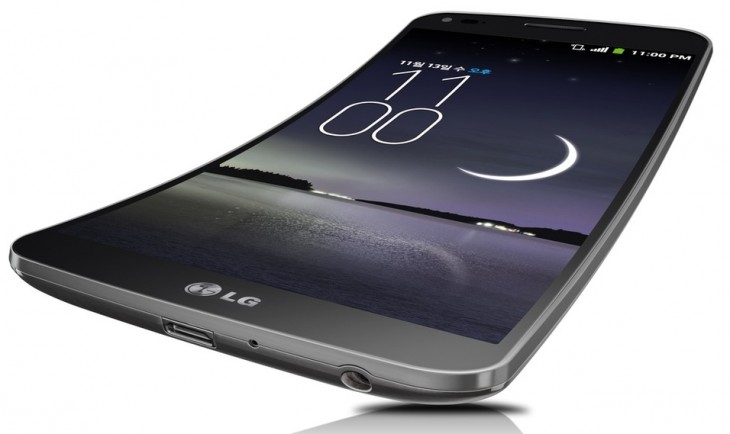 LG G Flex 21 730x434 LGs future key devices will have a nifty Knock feature to activate the display with a double tap