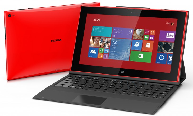Lumia2520 Hero1 730x439 Designing the Lumia 2520: Nokias Stefan Pannenbecker on bold colors, curved displays and more