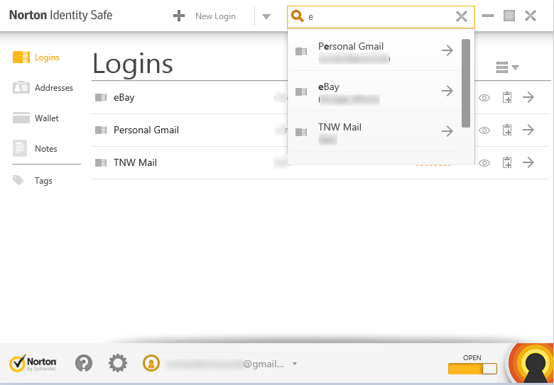 Norton Identity Safe Desktop 10 of the best multi platform password managers for iOS, Android and the desktop