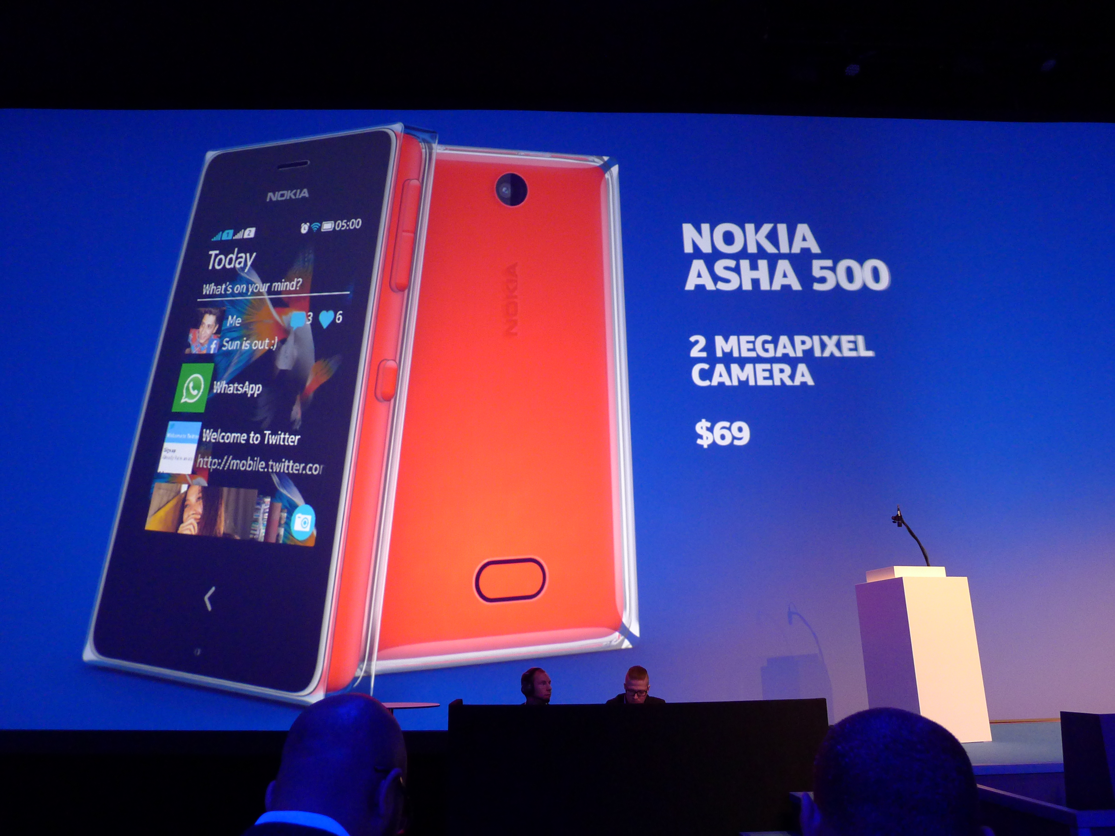 P1040465 Nokia announces Asha 500 for $69, Asha 502 for $89, and Asha 503 for $99