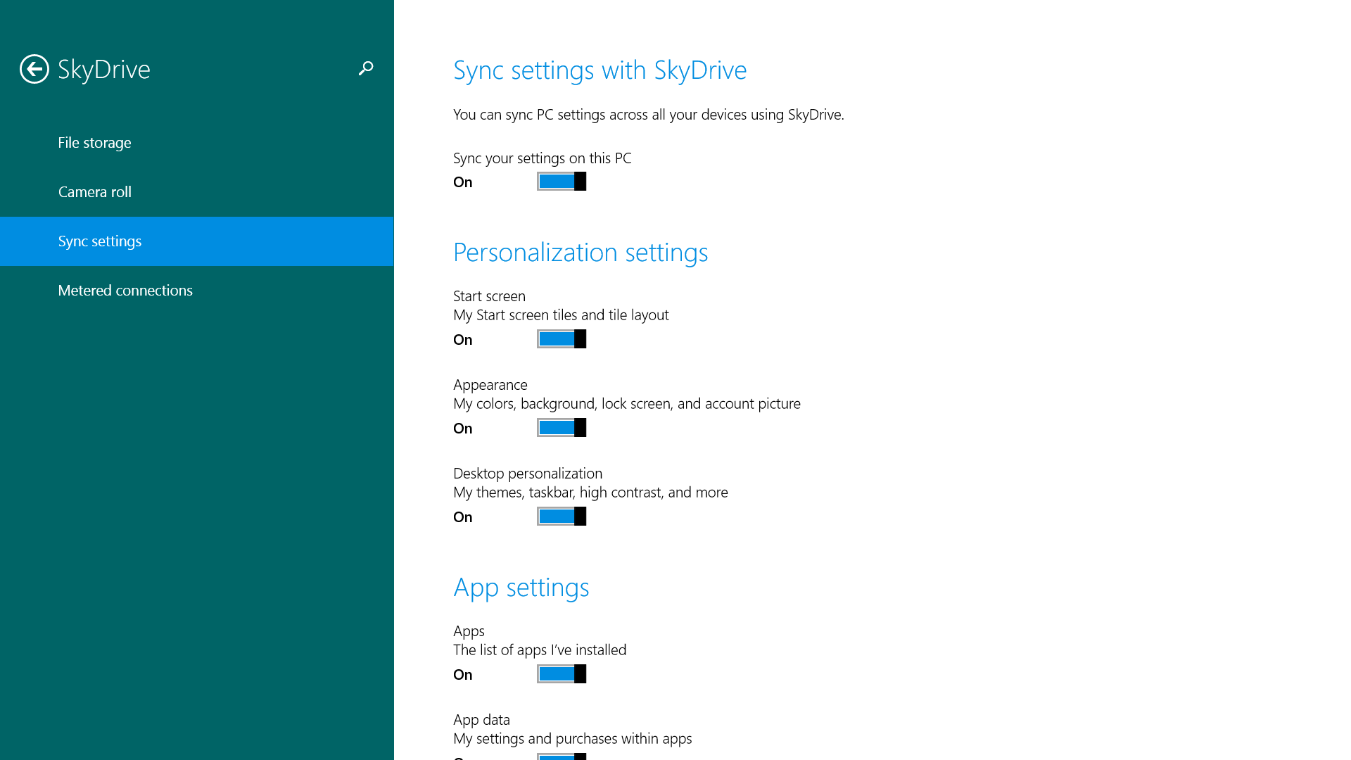 Screenshot 50 Microsoft Windows 8.1 review: A more customizable, coherent experience with a nod to desktop diehards