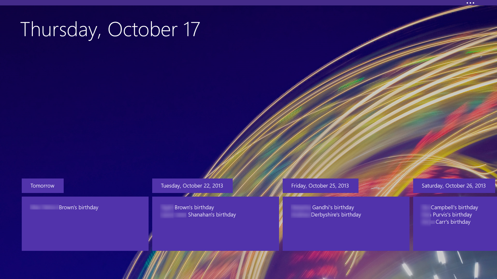 Screenshot 89 Microsoft Windows 8.1 review: A more customizable, coherent experience with a nod to desktop diehards