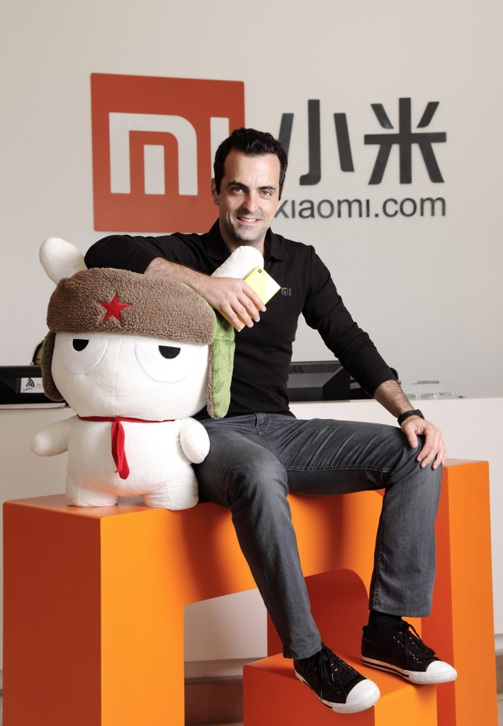Xiaomi Hugo Former Android exec Hugo Barra reflects on his first week at Google like Xiaomi