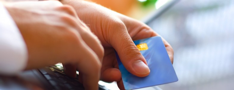 credit card online buying