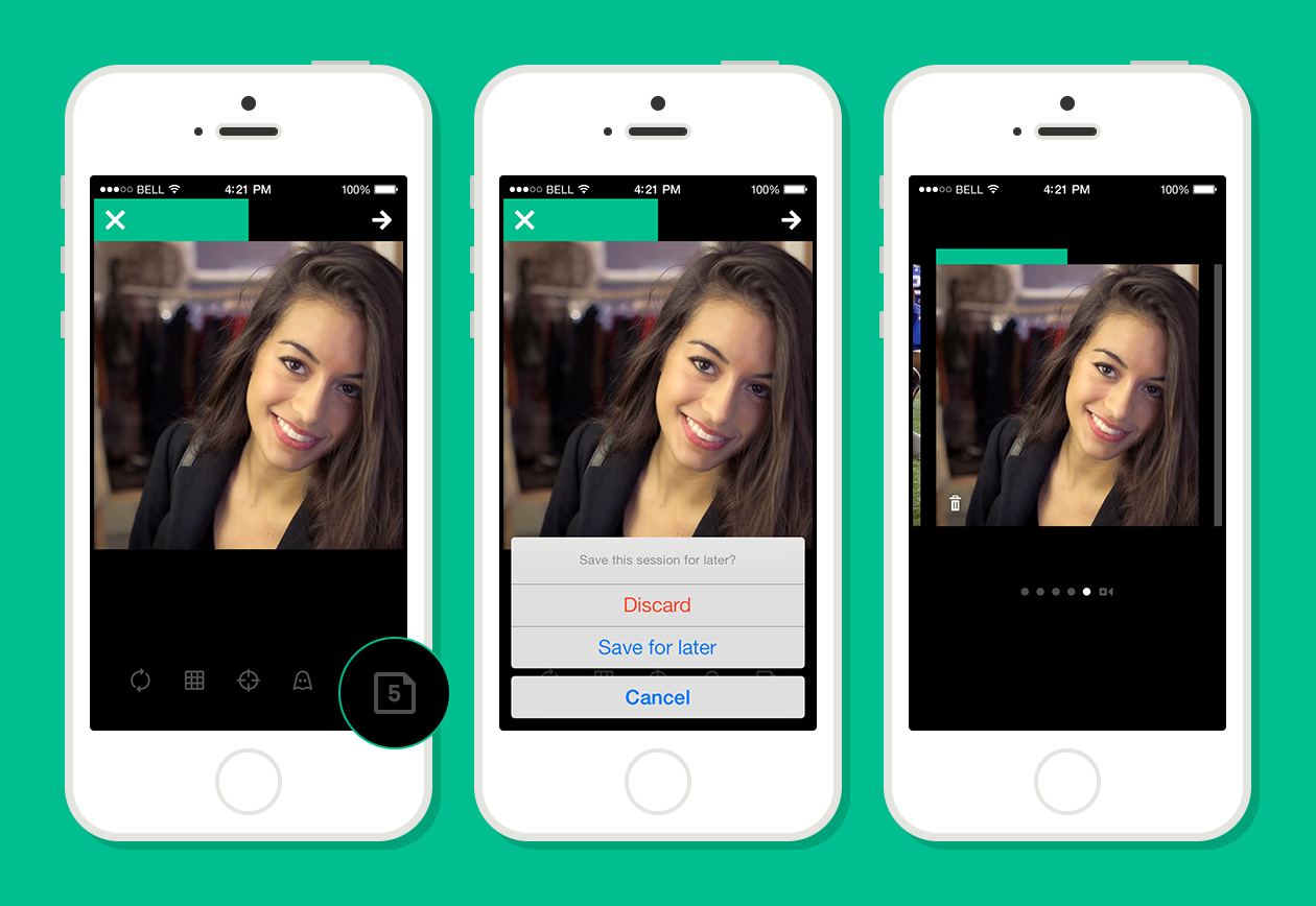 drafts Vine for Android and iOS gets ability to edit videos and save multiple drafts