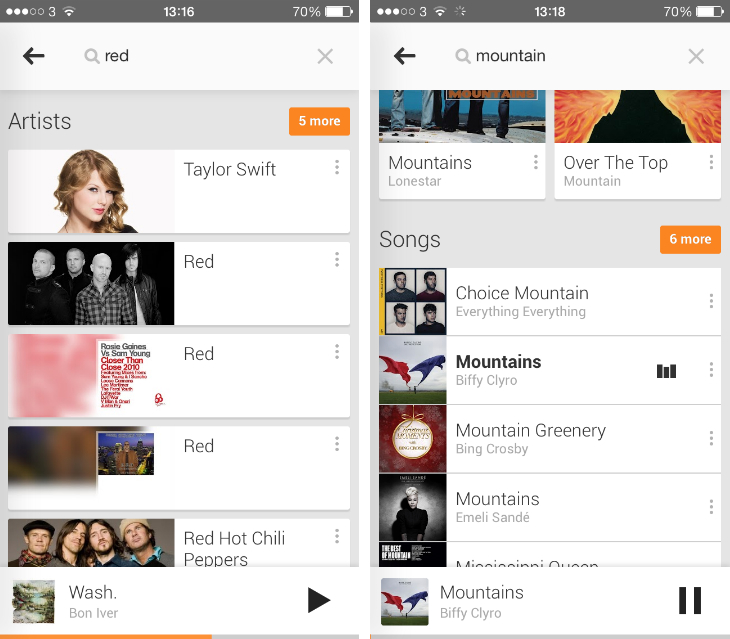 gmusicsearch An in depth guide to Google Play Music All Access