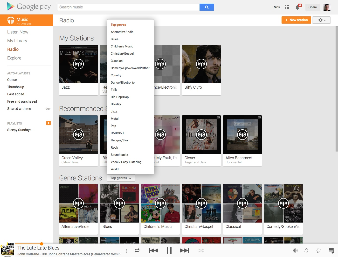 resource 5 An in depth guide to Google Play Music All Access