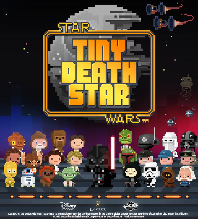 tinydeathstar Disney and Tiny Tower creator Nimblebit join forces to create Star Wars: Tiny Death Star
