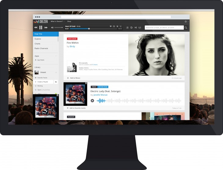 Computer HearThis 730x558 Deezer unveils a Mac app and new music discovery features after reaching 5m paid subscribers