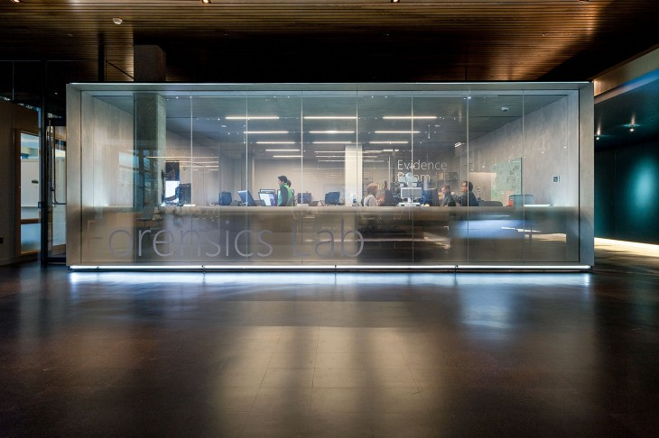 ForensicsLab Web 730x486 Microsoft opens a futuristic Cybercrime Center in Redmond to tackle botnets, malware and more