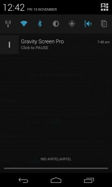 Gravity Screen 2 220x366 Make your Android device a whole lot smarter with these handy apps