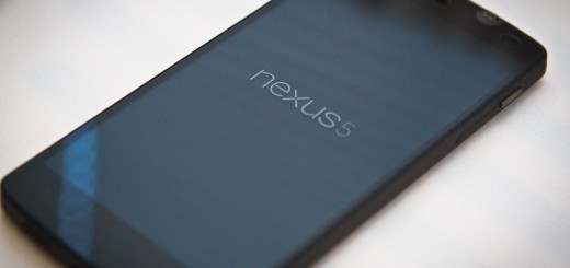 IMG 1955 520x245 Hands on first impressions of Googles Nexus 5 and Android 4.4 KitKat