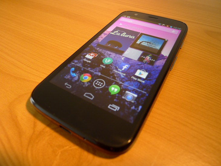 P1040653 730x547 Moto G review: The best budget Android smartphone, despite the poor camera and lack of LTE