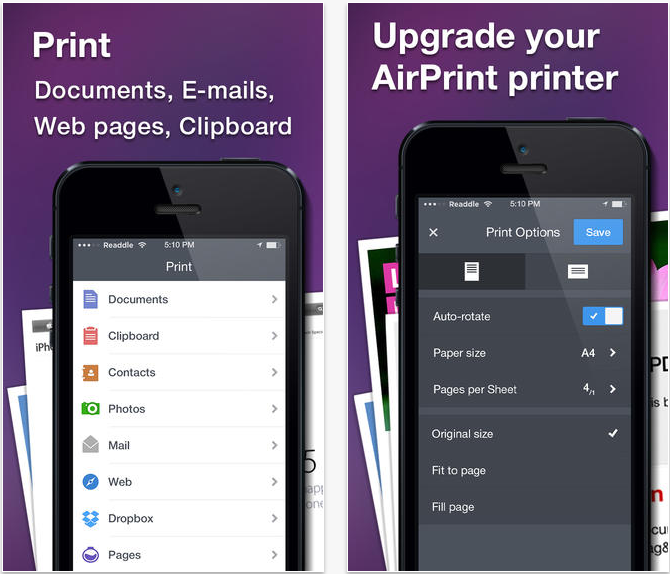 Readdle Print Roundup: Black Friday mobile app deals for iOS and Android