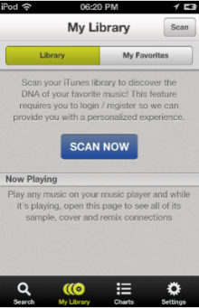 WS2 220x341 17 mobile apps to help you discover new music