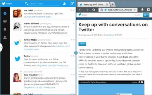 android tab 2 520x325 7 big, recent Twitter changes you should know about to optimize your tweeting
