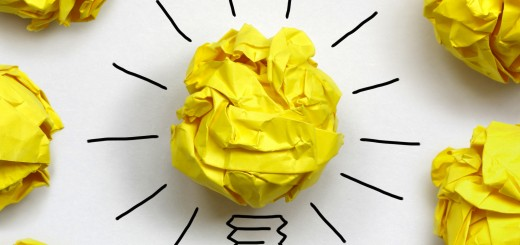 brainstorm idea 520x245 The myth of the brainstorming session: The best ideas dont always come from meetings