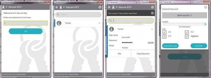 fsecurekey 730x270 F Secure launches password manager for Mac, Windows and Android; iOS coming soon