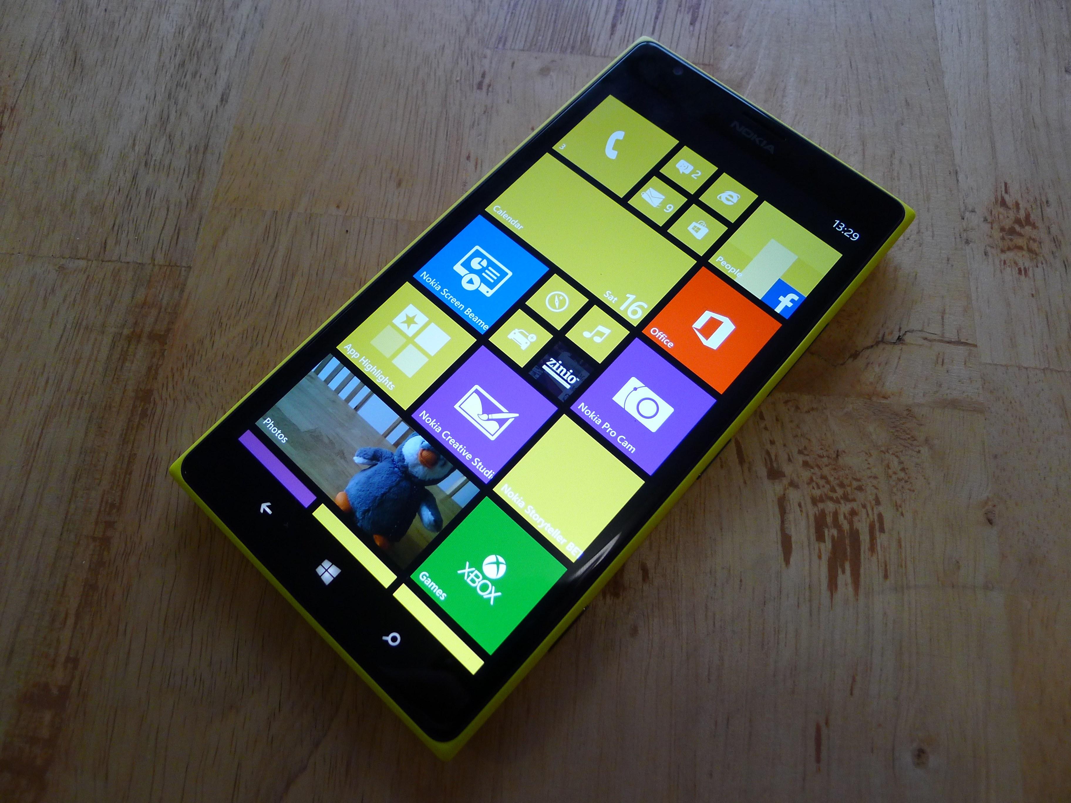 Nokia Lumia 1520 The Best All Round Windows Phone 8