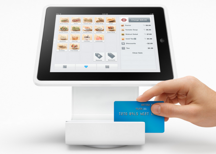 square stand Staples begins selling Square Stand in over 1,000 US retail outlets and its online store