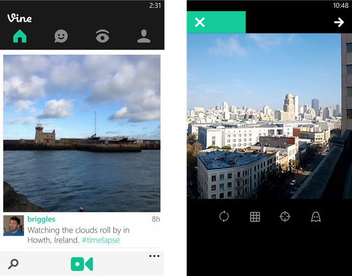 vine windows phone Update: Vine is now available to download from the Windows Phone Store
