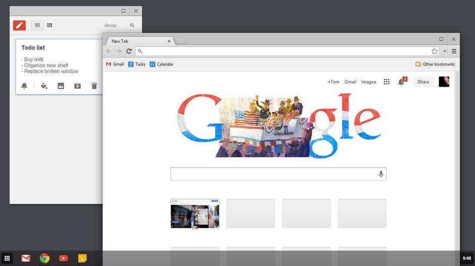 Google chrome metro style download