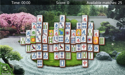 78930487 2cfd 4a59 a34e b5e60fc7dc1e 520x312 Microsoft brings the classics back as solitaire, mahjong, and minesweeper launch on Windows Phone