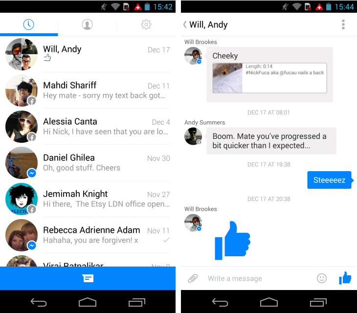 Fb1 So you've just got an Android device? Download these apps first