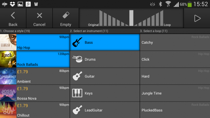 MusicMakerJam 43 of the best Android apps launched in 2013
