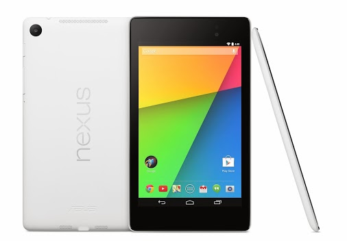 Nexus7 LockUp R2 v1 B White 32GB Nexus 7 now available from Google Play for $269 in the US, the UK, and Japan