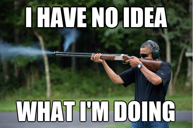 Obama 1 13 of the best memes from 2013