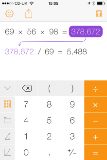 Photo 16 12 2013 15 05 34 220x330 Tydlig reimagines your calculator for iOS