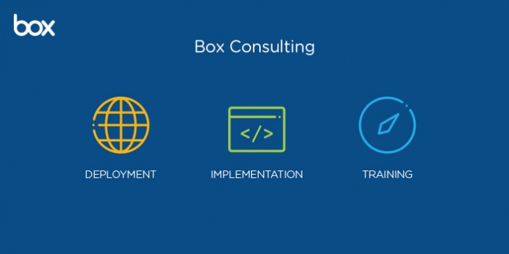 box consulting 736x368 730x365 Box sets out to drive more support for IT admins with new content and security controls
