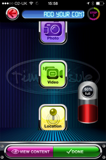 d3 220x330 TimeAppsule for iPhone lets you send time locked videos, photos and invitations to friends