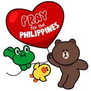 d80b72aa Chat app Line raises $560,000 for Philippines typhoon victims by selling 'charitable' stickers