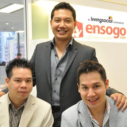 ensogo Thailands top tech entrepreneurs aim to fix Southeast Asias e commerce bottleneck